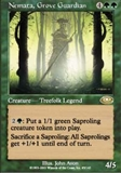Magic the Gathering Planeshift Single Nemata, Grove Guardian - NEAR MINT (NM)
