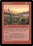 Magic the Gathering Portal 1 Single Devastation - NEAR MINT (NM)