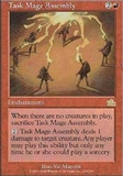 Magic the Gathering Prophecy Single Task Mage Assembly UNPLAYED (NM/MT)