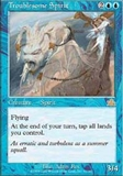 Magic the Gathering Prophecy Single Troublesome Spirit UNPLAYED (NM/MT)
