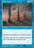 Magic the Gathering Stronghold Single Evacuation UNPLAYED (NM/MT)