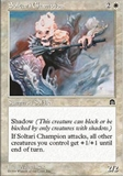 Magic the Gathering Stronghold Single Soltari Champion UNPLAYED (NM/MT)