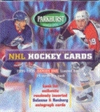 1995/96 Parkhurst Series 1 Hockey Hobby Box