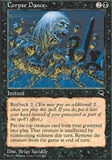 Magic the Gathering Tempest Single Corpse Dance UNPLAYED (NM/MT)