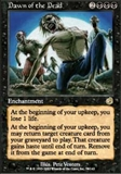 Magic the Gathering Torment Singles 4x Dawn of the Dead UNPLAYED (NM/MT)