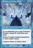 Magic the Gathering Torment Singles 4x Turbulent Dreams - NEAR MINT (NM)