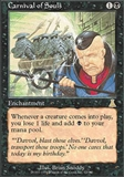 Magic the Gathering Urza's Destiny Singles 4x Carnival of Souls UNPLAYED (NM/MT)