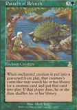 Magic the Gathering Urza's Destiny Single Pattern of Rebirth UNPLAYED (NM/MT)