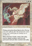 Magic the Gathering Urza's Legacy Single Karmic Guide LIGHT PLAY (NM)