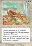 Magic the Gathering Urza's Saga Single Catastrophe UNPLAYED (NM/MT)