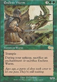 Magic the Gathering Urza's Saga Single Endless Wurm - NEAR MINT (NM)