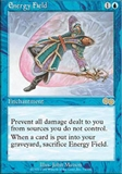Magic the Gathering Urza's Saga Single Energy Field UNPLAYED (NM/MT)