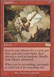 Magic the Gathering Urza's Saga Single Gamble - NEAR MINT (NM)