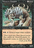 Magic the Gathering Urza's Saga Single Western Paladin UNPLAYED (NM/MT)