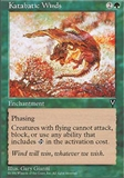 Magic the Gathering Visions Single Katabatic Winds UNPLAYED (NM/MT)