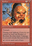 Magic the Gathering Visions Single Kookus - NEAR MINT (NM)
