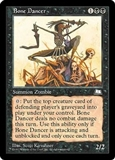 Magic the Gathering Weatherlight Single Bone Dancer - NEAR MINT (NM)