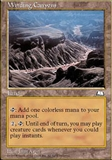Magic the Gathering Weatherlight Single Winding Canyons - SLIGHT PLAY (SP)