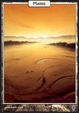 Magic the Gathering Unhinged Single Plains - NEAR MINT (NM)