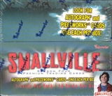 Smallville Season 4 Hobby Box (2005 InkWorks)