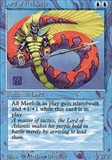 Magic the Gathering 3rd Ed (Revised) Single Lord of Atlantis UNPLAYED (NM/MT)
