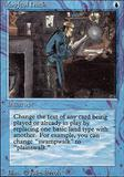 Magic the Gathering 3rd Ed (Revised) Single Magical Hack - SLIGHT PLAY (SP)
