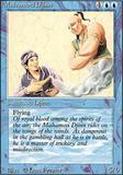 Magic the Gathering 3rd Ed (Revised) Single Mahamoti Djinn - MODERATE PLAY (MP)
