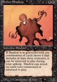 Magic the Gathering 3rd Ed (Revised) Single Nether Shadow - NEAR MINT (NM)