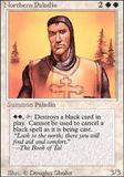 Magic the Gathering 3rd Ed (Revised) Single Northern Paladin - MODERATE PLAY (MP)