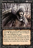 Magic the Gathering 3rd Ed (Revised) Single Zombie Master UNPLAYED (NM/MT)