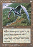 Magic the Gathering 4th Edition Single Clockwork Avian UNPLAYED (NM/MT)