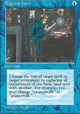 Magic the Gathering 4th Edition Single Magical Hack UNPLAYED (NM/MT)