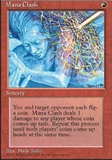 Magic the Gathering 4th Edition Single Mana Clash UNPLAYED (NM/MT)
