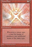 Magic the Gathering 4th Edition Single Mana Flare - NEAR MINT (NM)