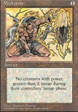 Magic the Gathering 4th Edition Single Meekstone UNPLAYED (NM/MT)