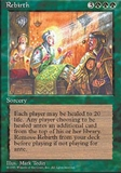 Magic the Gathering 4th Edition Single Rebirth UNPLAYED (NM/MT)