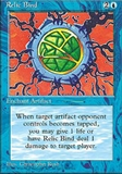 Magic the Gathering 4th Edition Single Relic Bind UNPLAYED (NM/MT)