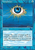 Magic the Gathering 4th Edition Single Thoughtlace UNPLAYED (NM/MT)