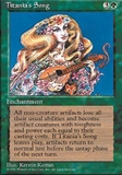 Magic the Gathering 4th Edition Single Titania's Song UNPLAYED (NM/MT)