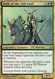 Magic the Gathering Lorwyn Single Nath of the Gilt-Leaf UNPLAYED (NM/MT)