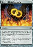 Magic the Gathering Lorwyn Single Rings of Brighthearth - NEAR MINT (NM)