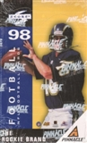 1998 Score Football Hobby Box PEYTON MANNING ROOKIE