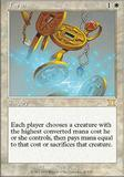 Magic the Gathering 6th Edition Single Tariff UNPLAYED (NM/MT)