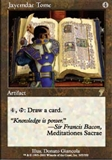 Magic the Gathering 7th Edition Single Jayemdae Tome - NEAR MINT (NM)