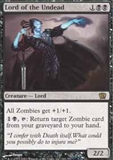 Magic the Gathering 8th Edition Single Lord of the Undead - NEAR MINT (NM)