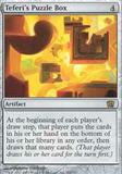 Magic the Gathering 8th Edition Single Teferi's Puzzle Box - NEAR MINT (NM)