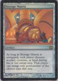 Magic the Gathering 9th Edition Single Storage Matrix FOIL