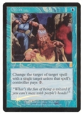 Magic the Gathering Odyssey Single Divert Foil