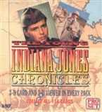 The Young Indiana Jones Chronicles Hobby Box (1992 Pro Set)