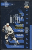 1993/94 Upper Deck Series 1 Hockey Retail Box